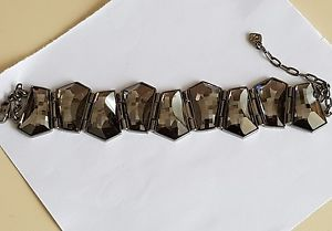 【送料無料】イタリアン ブレスレット ブレスレットスワロフスキークリスタルbracciale swarovski crystal