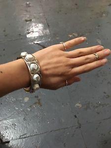 【送料無料】イタリアン ブレスレット カフbalenciaga bracciale