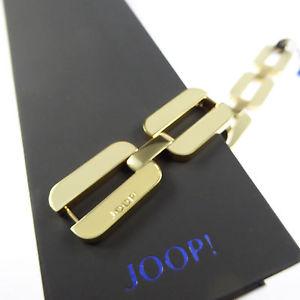 【送料無料】イタリアン ブレスレット カフチェーンnuova inserzionejoop lusso bracciale pristine jpbr 10352b220 uvp 299,00 catena