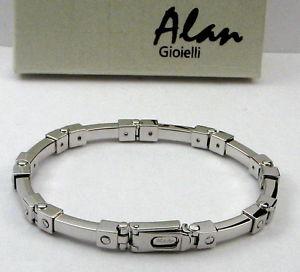 【送料無料】イタリアン ブレスレット ブレスレットアランコレクションbracelet alan collection refa 4 b