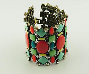 【送料無料】イタリアン ブレスレット カフモザイクkonplott bracciale ethnic mosaic nuovo n 5450543099293