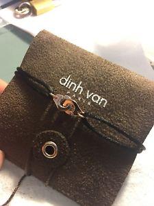 【送料無料】イタリアン ブレスレット ブレスレットディンヴァンローズbracelet menottes r8 dinh van or rose