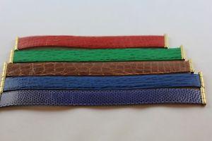 【送料無料】イタリアン ブレスレット ブレスレットストラップサイズプラス5 genuine bracelet strap boucheron reflet size below tailles plus bas