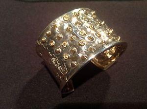 イタリアン ブレスレット ヌエボビンテージプラタゴールドシルバーブレスレットゴールドエキスポnuevo  pulsera  vintage plata amp; oro  bracelet of silver amp; gold   from expo