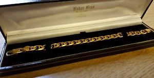 【送料無料】メンズブレスレット ゴールドブレスレットグラム listingsolid gold bracelet 9ct 26 grams 205cm