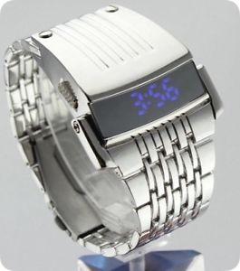 【送料無料】メンズブレスレット デジタルdigital watch
