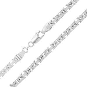 【送料無料】メンズブレスレット スターリングシルバーブレスレットグラム925 sterling silver gentsmen bracelet 20cm, 37 grams