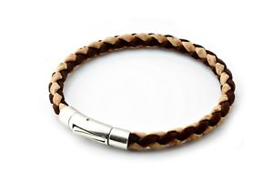 【送料無料】メンズブレスレット メンズコルクブレスレットブレスレットmens natural cork bracelet with sterling silver claspvegan leather bracelet