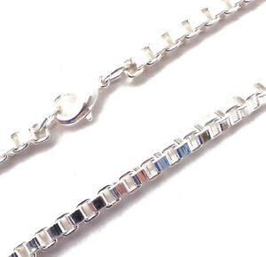 【送料無料】メンズブレスレット ブレスレットベネチアンボックスチェーンシルバーメッキイタリアbracelet venetian box chain silver plated men women gift jewelry tendenze italy