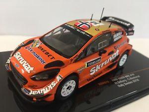 【送料無料】模型車 スポーツカー フォードフィエスタwrc14スウェーデン2018hsolberg cmenkerud ixo 143 ram670モデルford fiesta wrc 14 rally sweden 2018 hsolberg cmenkerud ixo 14