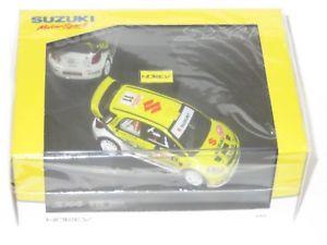 【送料無料】模型車 スポーツカー スズキモータースポーツラリーモンテカルロ143 suzuki sx4 wrc suzuki motorsport rally monte carlo 2008 tgardemeister