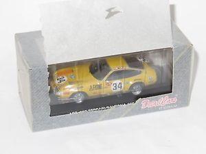【送料無料】模型車 スポーツカー 143フェラーリデイトナ24 365ルマン197334 andruet143 ferrari daytona 365 le mans 24 hrs 1973 34 andruetbond
