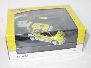 【送料無料】模型車 スポーツカー スズキモータースポーツラリーモンテカルロアンダーソン143 suzuki sx4 wrc suzuki motorsport rally monte carlo 2008 pgandersson