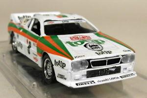 【送料無料】模型車 スポーツカー vitesse 143104ランチア037e2 totipモンテカルロ1984ダイカストモデルvitesse 143 scale 104 lancia 037 rally e2 totip monte carlo 1984 diecast mo