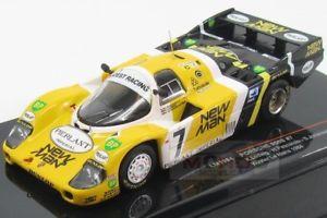 【送料無料】模型車 スポーツカー ポルシェターボニューマンヨーストレーシング#ルマンネットワークporsche 956l turbo man joest racing 7 winner le mans 1984 ixo 143 lm1984 mo