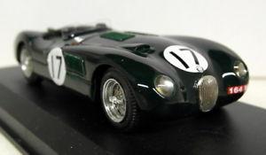 【送料無料】模型車 スポーツカー トップモデル143tmc068ジャガーcタイプルマン195317モデルカーtop model 143 scale tmc068 jaguar c type le mans 1953 17 resin model car