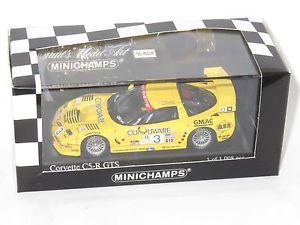 【送料無料】模型車 スポーツカー コルベットセブリング#クラス143 corvette c5r gts sebring 12hrs 2003 3  winners gts class