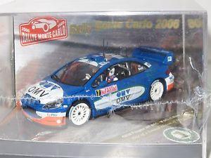 【送料無料】模型車 スポーツカー 143プジョー307wrc omvモンテカルロ2006mstohl143 peugeot 307 wrc omv  rally monte carlo 2006 mstohl