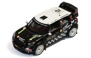 【送料無料】模型車 スポーツカー 143ミニwrcジョンクーパーgalpスウェーデン2012 aaraujo143 mini wrc john cooper works galp rally sweden 2012  aaraujo