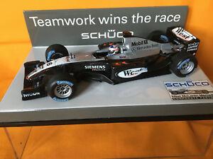 【送料無料】模型車 スポーツカー マクラーレンメルセデス#ライコネン143 mclaren mercedes mp418 6 k raikkonen 2003