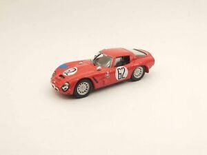 【送料無料】模型車 スポーツカー アルファロメオセブリングビアンキ#ベストモデルalfa romeo tz2 sebring 1966 bianchiconsten 62 best 143 be9451 model
