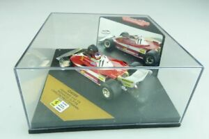 【送料無料】模型車 スポーツカー フェラーリロイテマングランプリボックス4098 quartzo 143 ferrari 312 t3 reutemann winner grand prix 1978 with box 509698