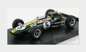 【送料無料】模型車 スポーツカー #ジムクラークトイレモデルlotus f1 33 5 winner english gp jim clark 1965 wc brumm 143 r590leb model