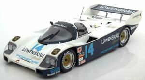 【送料無料】模型車 スポーツカー ポルシェ#デイトナ118 norev porsche 962 c imsa 14, winner 24h daytona 1986