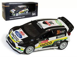 【送料無料】模型車 スポーツカー ネットワークフォードフィエスタモンテカルロラリースケールixo ram501 ford fiesta rs wrc monte carlo rally 2012 j maurin 143 scale