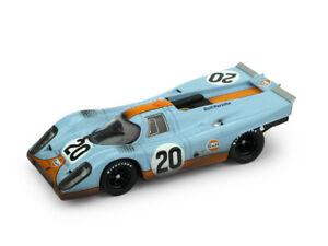【送料無料】模型車 スポーツカー ポルシェルマンレッドマン#レースporsche 917k le mans 1970 siffert redman 20 raced pilota brumm 143 r493r mod