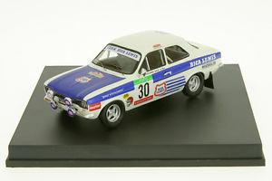【送料無料】模型車 スポーツカー フォードエスコートポルトガルラリー143 trofeu ford escort mk i salvirally portugal 1977 143 rally tr 0522
