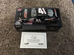 【送料無料】模型車 スポーツカー アルカアクションサインty dillon rcr arca action 124 2011 autographed