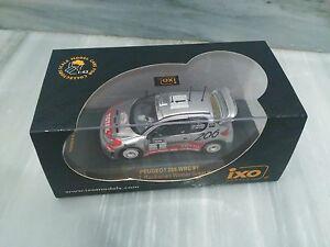 【送料無料】模型車 スポーツカー プジョー#グロンホルムイギリスネットワークpeugeot 206 wrc 1 m gronholmt rautiainen winner great britain 2001ixo