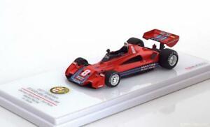 【送料無料】模型車 スポーツカー 143ブラバムアルファロメオbt45b gpドイツ1977143 true scale brabham alfa romeo bt45b gp germany stucco 1977