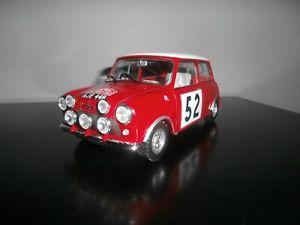 【送料無料】模型車 スポーツカー ミニクーパーティモイースターmini cooper s 1965timo mkinenp easter 118e scale