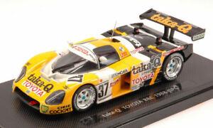 【送料無料】模型車 スポーツカー トヨタ#キロバリラモデルtoyota 88 c 37 7th 500 km fuji jspc 1988 p barillat needell 143 model