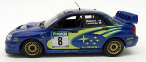 【送料無料】模型車 スポーツカー ixo 143ダイカスト17apr2018c subaru impreza wrc portugal2003ixo 143 scale diecast 17apr2018c subaru impreza wrc portugal rally 2