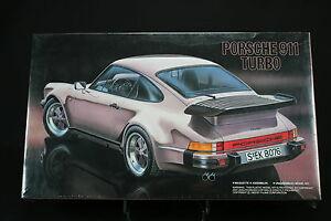 【送料無料】模型車 スポーツカー モデルカーポルシェターボxa053 fujimi 124 model car 12005 1000 5 porsche 911 turbo
