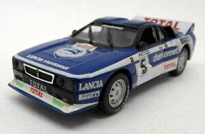【送料無料】模型車 スポーツカー vitesse 143ダイカスト72lancia 037de france1984vitesse 143 scale diecast 72 lancia 037 rally tour de france rally 1984