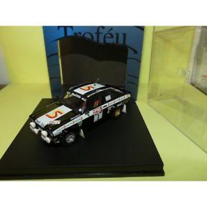 【送料無料】模型車 スポーツカー フォードエスコートスコットランドラリーバタネンアブドford escort mk ii scottish rally 1982 a vatanen trofeu 1027 143 abd