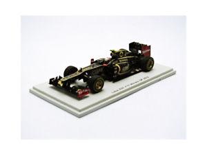 【送料無料】模型車 スポーツカー スパーク143 ハスrenault e20 monaco gp 2012s3035spark 143 lotusrenault e20 monaco gp 2012s3035