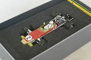 【送料無料】模型車 スポーツカー ロータスモナコグランプリquartzo 27806lotus 49b n 2 f1 monaco grand prix 1969 attwood 143