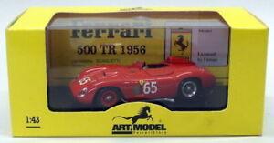 【送料無料】模型車 スポーツカー モデル143スケールモデルart050 ferrari model フェラーリ500 tr65モンツァ1956art model 143 scale monza model car art050 ferrari 500 tr 65 monza 1956, chamber:300443b4 --- sunward.msk.ru