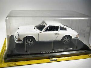 【送料無料】模型車 スポーツカー ポルシェεporsche 911s 24 1972 fabbri ε 124