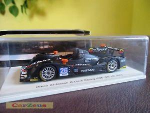 【送料無料】模型車 スポーツカー レース#ルマン143 spark, oreca gdrive 03nissan s3748 gdrive 03nissan racing, 26 le mans 2013, s3748, アニメグッズ専門店EARTH:b4504dcc --- sunward.msk.ru