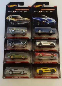 【送料無料】模型車 スポーツカー ホットホイールカマロモデルカーhot wheels dwc85 camaro fifty 8 car model cars 19672017 children