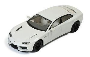 【送料無料】模型車 スポーツカー ネットワークランボルギーニホワイトixo moc176 lamborghini estoque 200 white 143