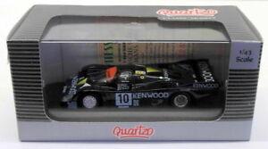 【送料無料】模型車 スポーツカー スケールポルシェ#quartzo 143 scale qlm99016 porsche 962 lm 1985 10 gartnermerwetakahashi