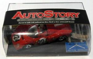 【送料無料】模型車 スポーツカー vaccarellabrumm brummモデル143as18 フェラーリ330p4 targaフロリオ1967224 models vaccarellabrumm models 143 224 scale as18 ferrari 330p4 targa florio 1967 224 va, どっぐしょっぷ-ndc:797d7542 --- mail.ciencianet.com.ar