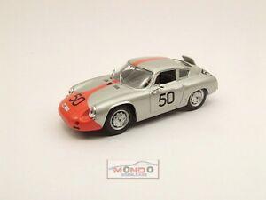 【送料無料】模型車 スポーツカー ポルシェabarth targaフロリオ1962ダイカスト143 be9425モデルカーporsche abarth targa florio 1962 best 143 be9425 model car diecast